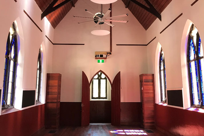 MercyCare Heritage Listed